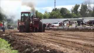 MTTP PULLS KENT CITY FIELD FARM TRACTORS  9-13-2014