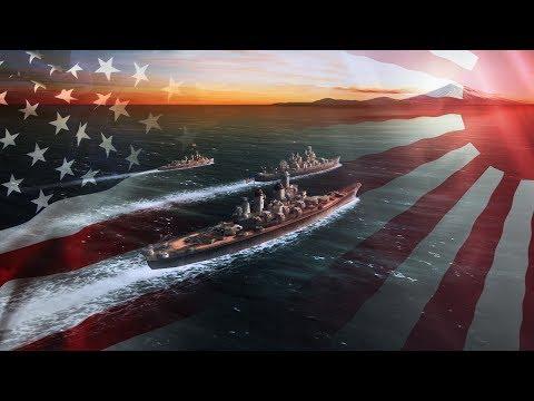 Pacific Fleet Game Trailer