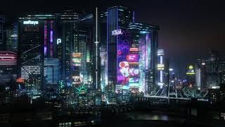 Cyberpunk 2077 - Night City E3 2019 - Live Wallpaper [4K]