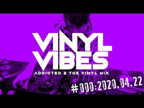 DJ Shimamura's Vinyl Only Mix - VINYL VIBES #000