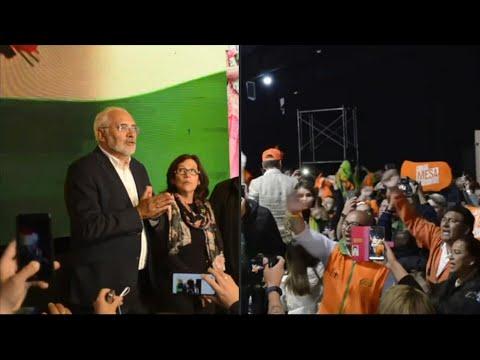 """afpes: Mesa reivindica estar en """"segunda vuelta"""" frente a Morales en Bolivia   AFP"""