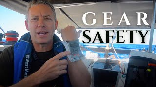 GEAR & SAFETY - SOLO SAILING electronics and equipment