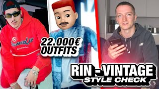 Style Check: RIN - VINTAGE
