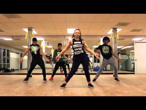 Dance Cardio: Samba La Mamba By Bacondo Ft. Mc Order *Zumba®