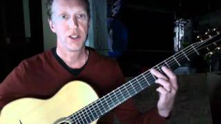 ned boynton guitar lesson 1. an alternative approach.