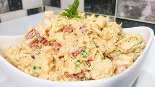 Salada De Couve-Flor Cremosa