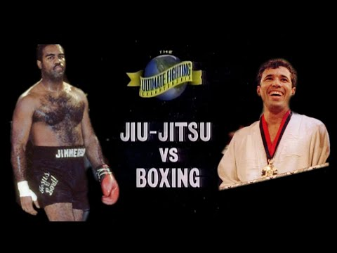 03 ROYCE GRACIE (JIU-JITSU) VS ART JIMMERSON (BOXING)