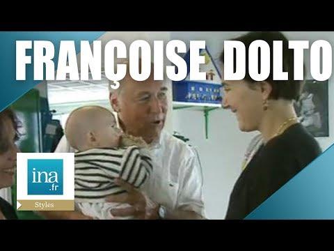 La Maison Verte De Françoise Dolto | Archive INA