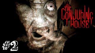 НЕРЕАЛЬНЫЙ УЖАС! ► The Conjuring House Прохождение #2 ► ИНДИ ХОРРОР ИГРА