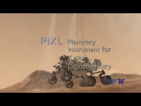 PIXL on Mars 2020 Mission