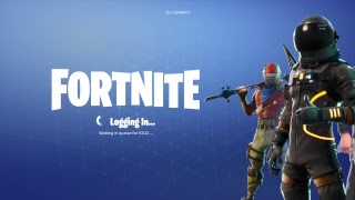 2 Hour Waiting In Queue Fortnite // Tips On How To MAYBE Get A Faster Loading Time