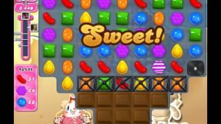 Candy Crush Saga Level 156 No booster clear (캔디 크러쉬 사가 156 레벨 공략)