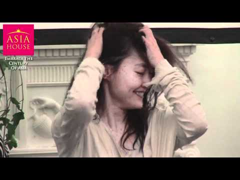 Tran Anh Hung & Rinko Kikuchi  Norwegian Wood @ Asia House   Pan Asian Film Festival