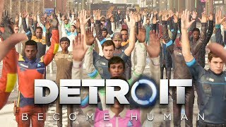 DETROIT: BECOME HUMAN 👁️ 014: Aufmarsch // Rise of the Machines