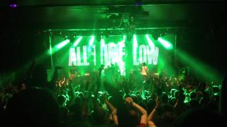 All Time Low - Dear Maria (Melbourne, Australia, 31/07/2013)