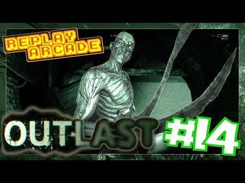 Outlast : Part 14 - Jesus H Macy : Replay Arcade
