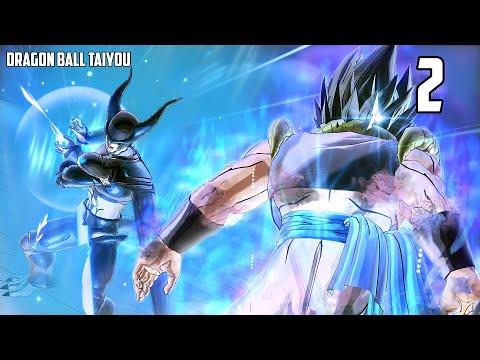 Gogeta VS Cell Jr! | Dragon Ball Taiyou - Episode 2