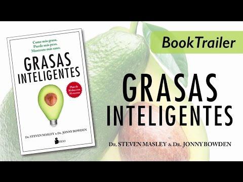 'Grasas inteligentes', de Steven Masley y Jonny Bowden (Booktrailer)