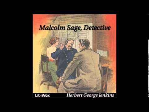 Malcolm Sage, Detective by Herbert George Jenkins - 9/17. The Holding Up of Lady Glanedale
