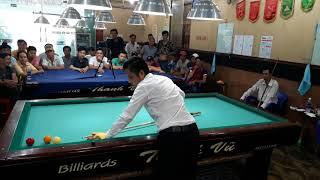 Chung kết: cơ thủ Phước Thành - Cơ thủ Minh Quân