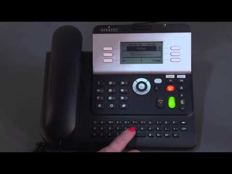 Alcatel Lucent 4029 Handset - Complete Training