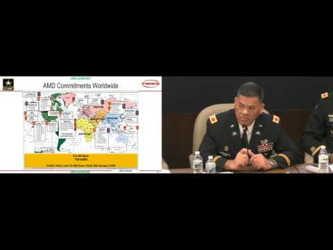 AUSA Air and Missile Defense 2017 - Panel 4 - Transform the AMD Force