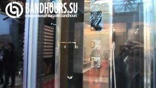 видео Душевой уголок BandHours Concorde 2