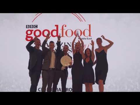 The BBC Good Food ME Magazine Awards 2019