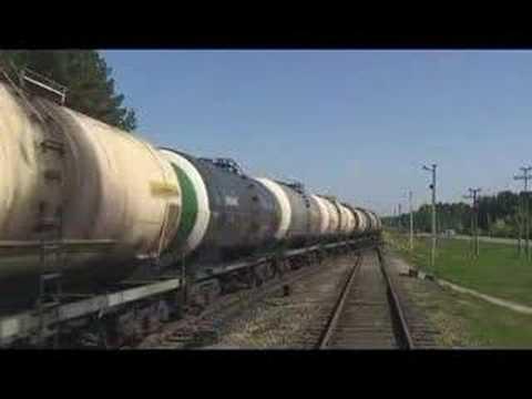 Lithuania Diesels (5) - Class 2TE10M