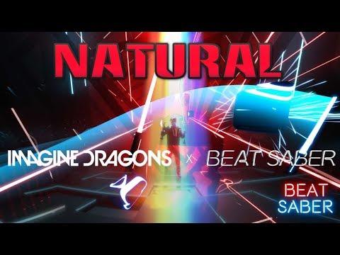 Beat Saber - Natural - Imagine Dragons Music Pack   FC Expert+ SS Rank