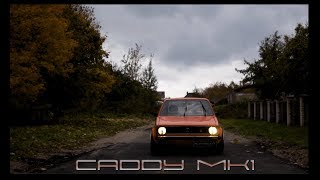 AUTOCULT BY- Оранжевый Кед. Обзор солнечного Volkswagen Caddy MK1.