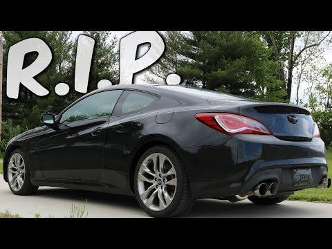 Say Goodbye to the Genesis Coupe..