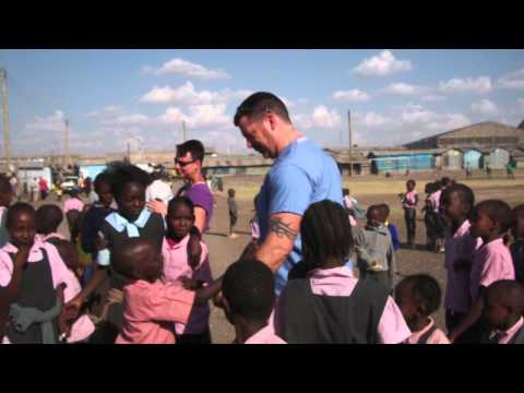 Richard Terry -- Delivering Healthcare to Kenya