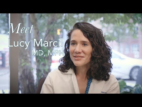 Meet Pediatrician Lucy Marcil, MD, MPH