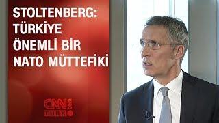 Stoltenberg: Türkiye önemli bir NATO müttefiki