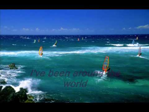 Aqua-Around the world karaoke.wmv