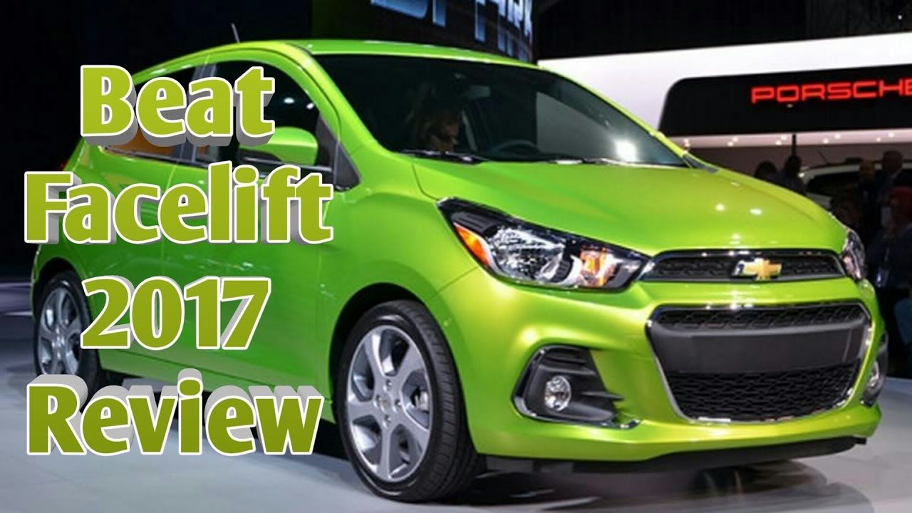 2017 Chevrolet Beat Facelift Review Price Interior Exterior Car Guru