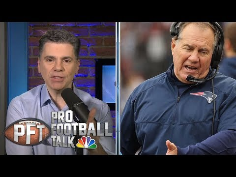 New England Patriots' defense ready for Los Angeles Rams' offense | Pro Football Talk | NBC Sports
