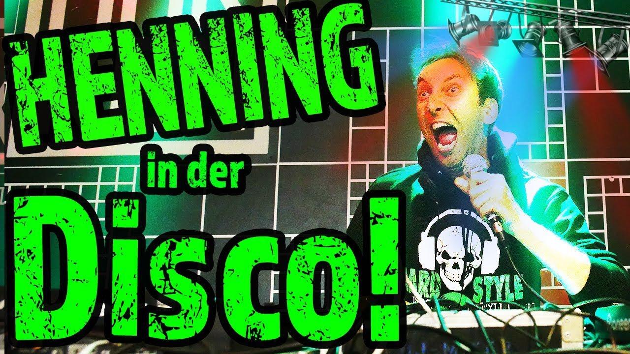 Hardstyle Henning in der Disco!