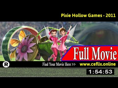 pixie hollow games full movie