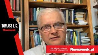 Cimoszewicz: Ziobro stał się ogromnym zagrożeniem dla Kaczyńskiego