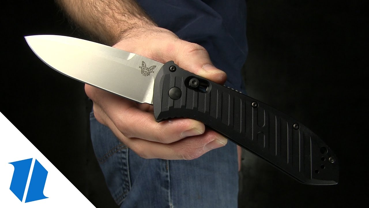 Benchmade 5700 Presidio Ii Automatic Knife Overview By Blade Hq