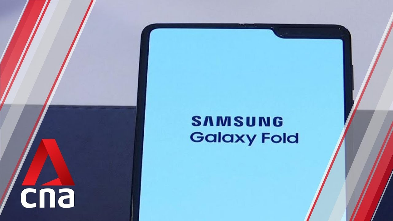 Samsung's Galaxy Fold to go on sale in Singapore on Sept 18