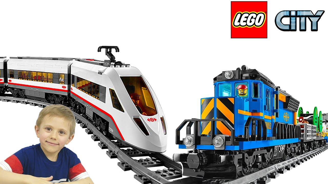 Лего поезд лего поезд