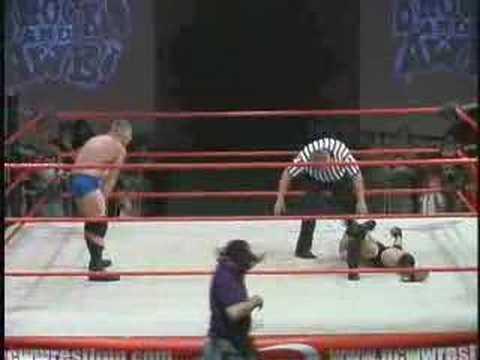 Submission Match: Brandon Collins vs. BJ Turner