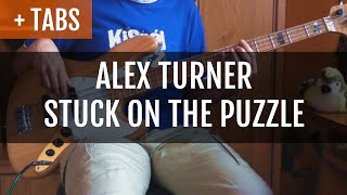 Baixar Alex Turner - Stuck on the Puzzle (Bass Cover with TABS!)