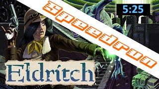 Speedrun: Eldritch 100% in 5:25 World Record