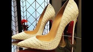 Какие туфли одеть на свадьбу