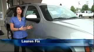 2012 Chevy Suburban LTZ - Expert Car Review by Lauren Fix