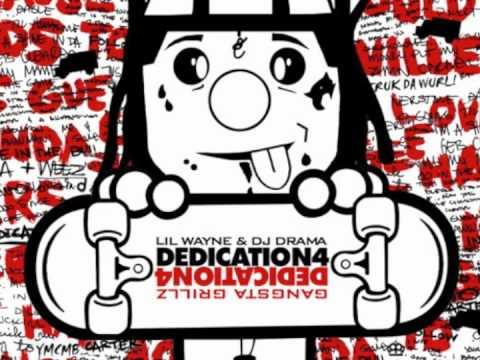 Lil Wayne Feat. Detail - No Worries (Dedication 4)